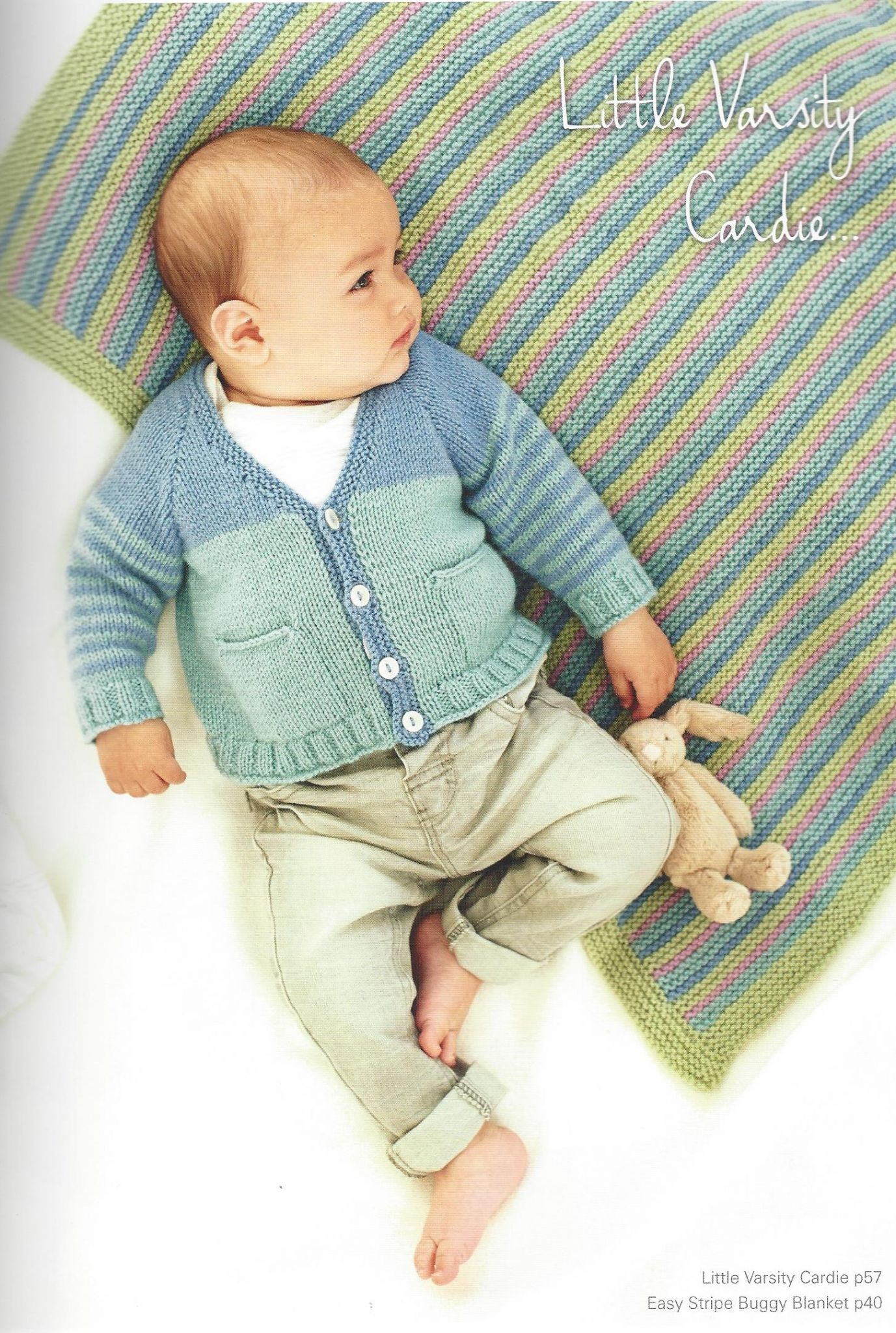 45ba22bcb h. King Cole Baby Book 7 - 33 Stylish Knits from Birth to 7 Years
